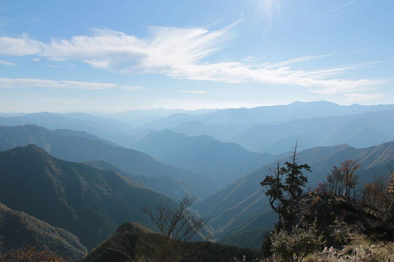 奈良県上北山村