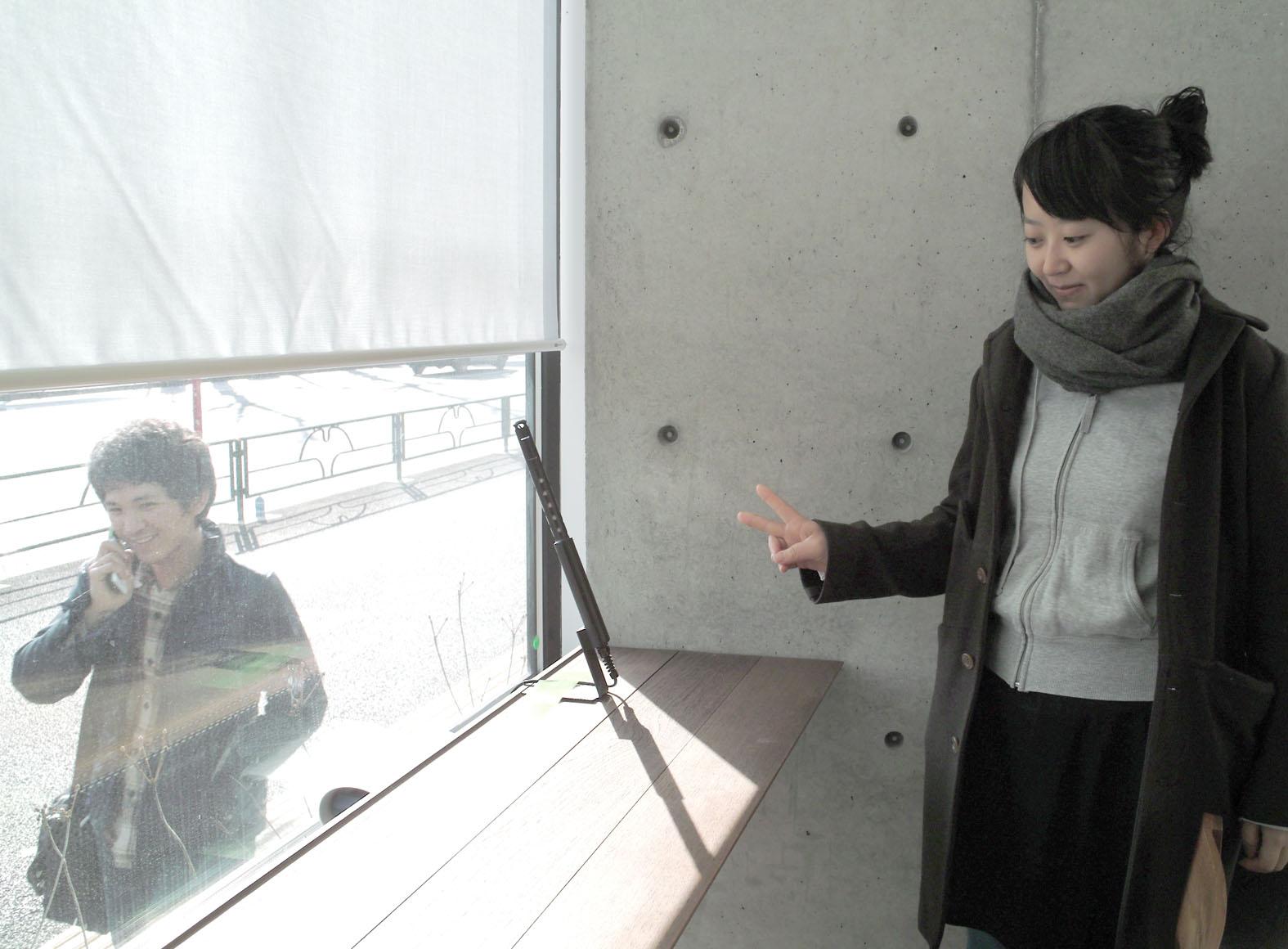 空気室環境測定